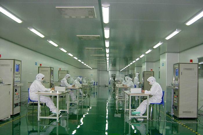 日化行业无尘洁净室工程解决方案-洁净室工程参数要求