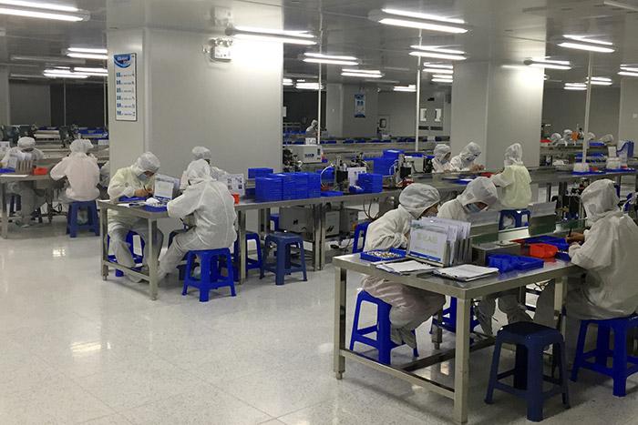 GMP洁净厂房工程解决方案